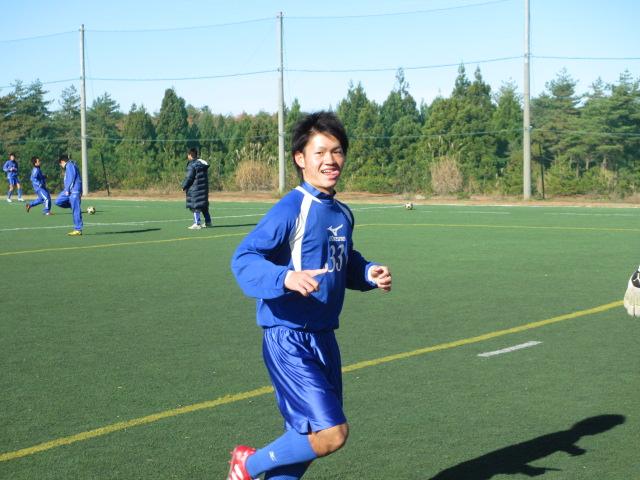 2012.11.25  サッカー部トレーニングマッチ 対小松大谷 009