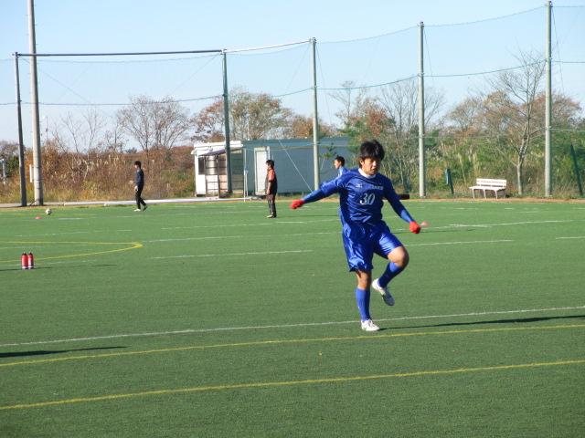 2012.11.25  サッカー部トレーニングマッチ 対小松大谷 022