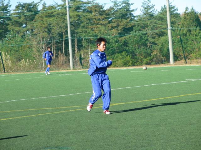 2012.11.25  サッカー部トレーニングマッチ 対小松大谷 026