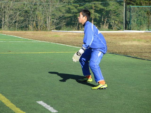 2012.11.25  サッカー部トレーニングマッチ 対小松大谷 038