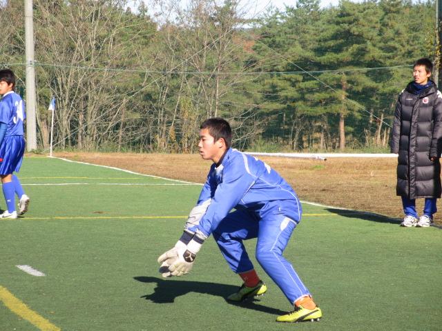 2012.11.25  サッカー部トレーニングマッチ 対小松大谷 036