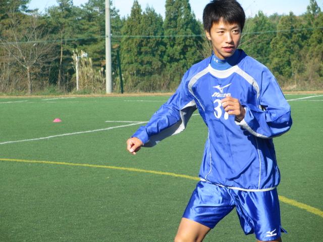 2012.11.25  サッカー部トレーニングマッチ 対小松大谷 045