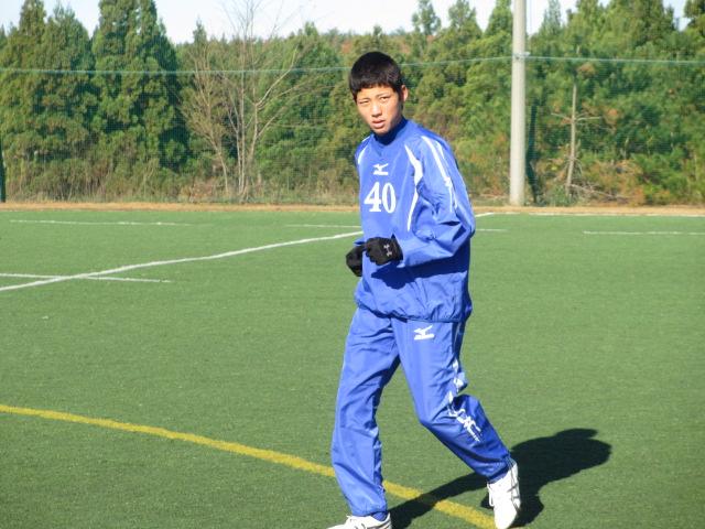 2012.11.25  サッカー部トレーニングマッチ 対小松大谷 044
