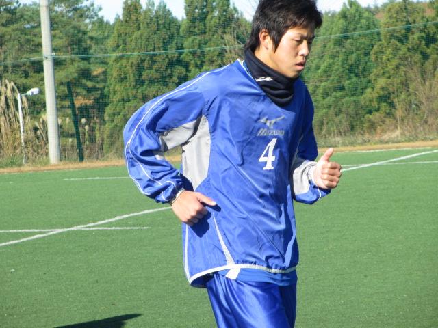2012.11.25  サッカー部トレーニングマッチ 対小松大谷 041