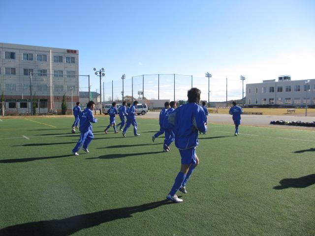 2012.11.25  サッカー部トレーニングマッチ 対小松大谷 057