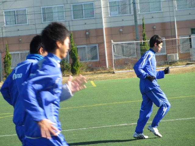 2012.11.25  サッカー部トレーニングマッチ 対小松大谷 054