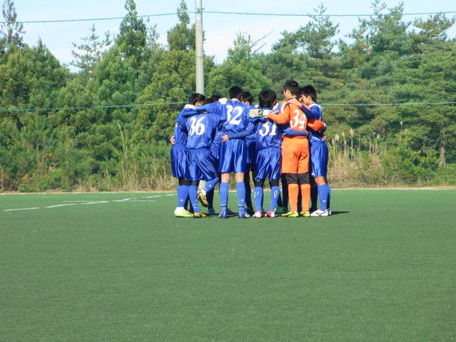 2012.11.25  サッカー部トレーニングマッチ 対小松大谷 066