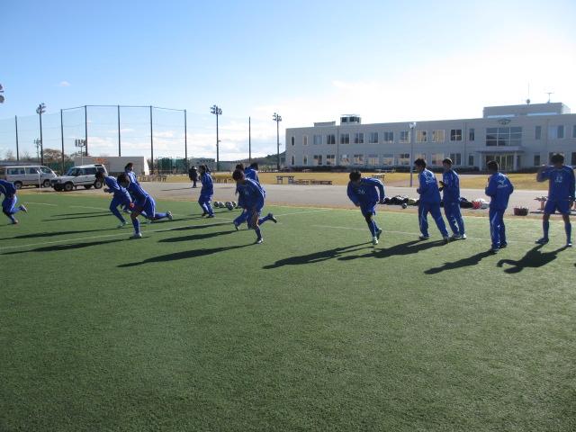 2012.11.25  サッカー部トレーニングマッチ 対小松大谷 062