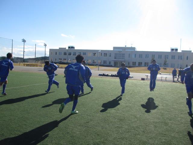 2012.11.25  サッカー部トレーニングマッチ 対小松大谷 061