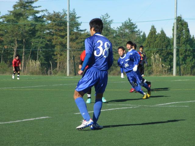 2012.11.25  サッカー部トレーニングマッチ 対小松大谷 069