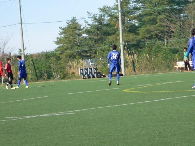 2012.11.25  サッカー部トレーニングマッチ 対小松大谷 078