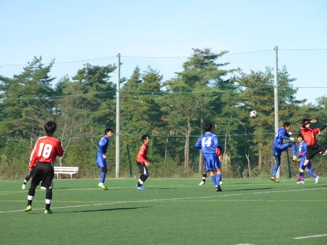 2012.11.25  サッカー部トレーニングマッチ 対小松大谷 074