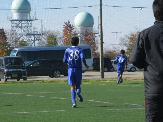 2012.11.25  サッカー部トレーニングマッチ 対小松大谷 086
