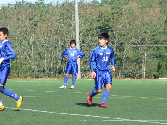 2012.11.25  サッカー部トレーニングマッチ 対小松大谷 083