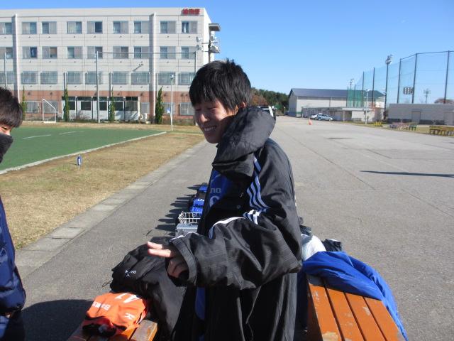 2012.11.25  サッカー部トレーニングマッチ 対小松大谷 092