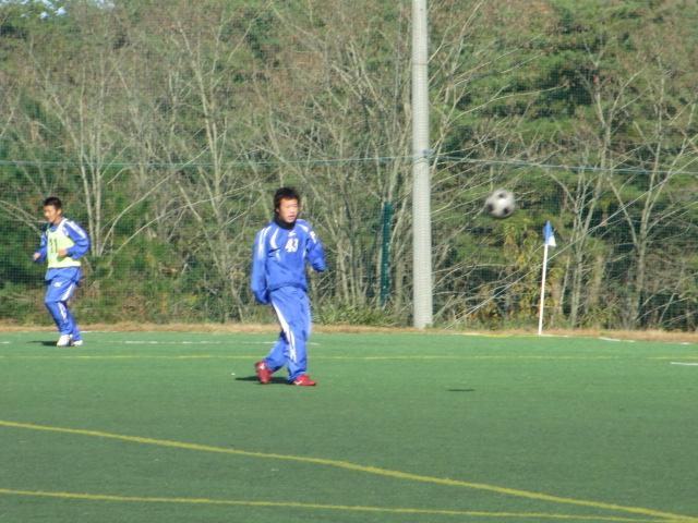 2012.11.25  サッカー部トレーニングマッチ 対小松大谷 096