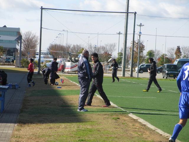2012.11.25  サッカー部トレーニングマッチ 対小松大谷 104