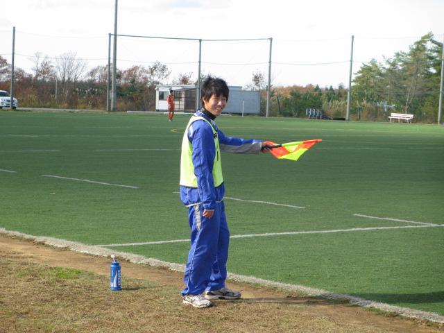 2012.11.25  サッカー部トレーニングマッチ 対小松大谷 134