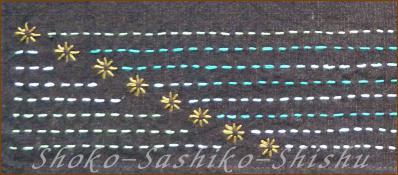 2012.05.26 模様 花か流れ星