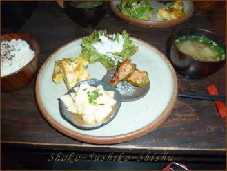 2012.09.22 食事 農民カフェ