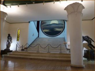 2012.10.29 階段 八一記念博物館