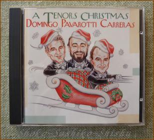 20121225 CD クリスマス