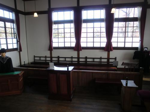 裁判所法廷2