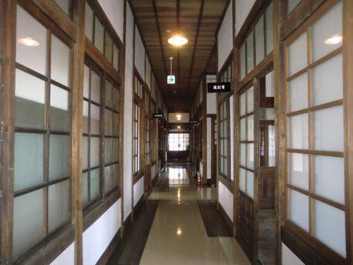 裁判所廊下