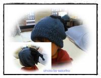 帽子:ナス2