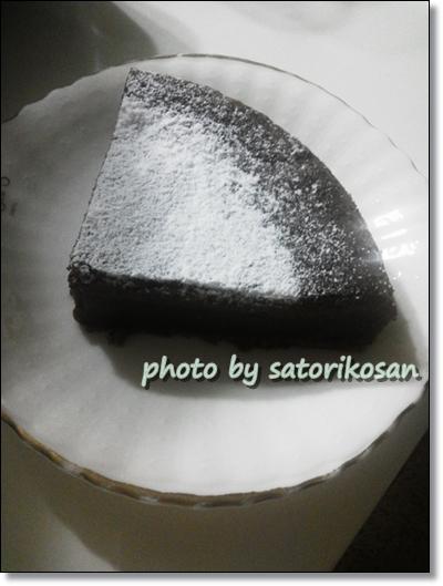 ガトーショコラ201211-1