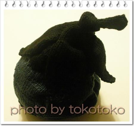 帽子:ナス1