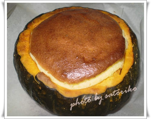 2012-10ベイクドチーズケーキ