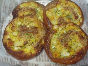 ABC ブレッド カレーチーズオニオン