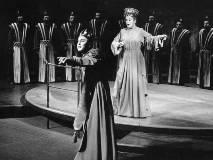 シュトルツェ、オイディプス王を演じる_Vienna 1961