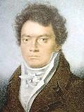 Blasius Hofel, Beethoven, 1814