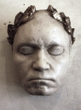 "Beethoven's ""Life"" Mask made in 1812 by Franz Klein"