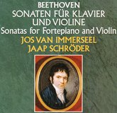 ベートーヴェン_フォルテピアノとヴァイオリンのためのソナタ全集_シュレーダー_インマゼール_DHM