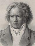 1818 August von Klober による素描