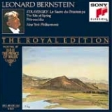 The Royal Edition - Stravinsky Le Sacre, etc Bernstein_New York Philharmonic、(Sony SMK 47629)