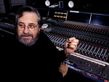 Phil Ramone at Studio