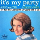 Lesley Gore  Ill Cry If I Want To、Its My Party
