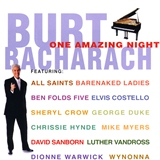 BURT BACHARACH _One Amazing Night