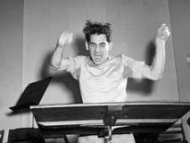 Young Leonard Bernstein