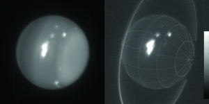 storms on Uranus
