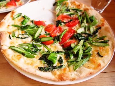 こだわりの野菜ピッツァ