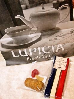 ルピシアのお土産