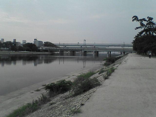 武庫川 3
