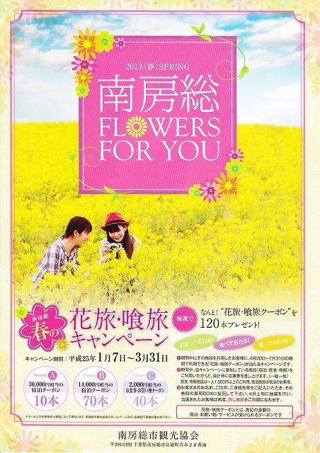 南房総 Flowers for you