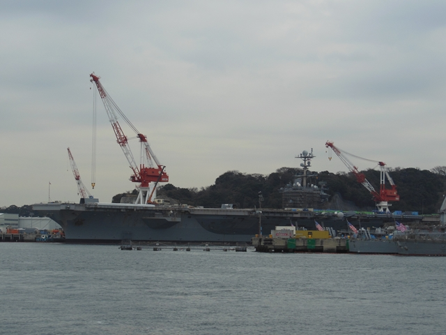 USS George Washington, CVN-73