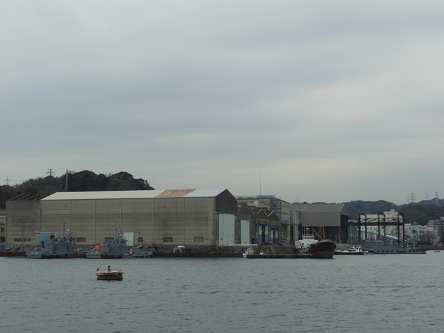 旧海軍工廠造兵部